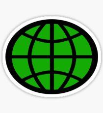 Captain Planet Planeteer Sticker