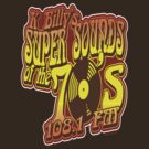 KBilly Super Sounds of the Seventies by kaptainmyke
