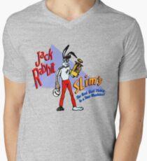 Jack Rabbit Slims Men's V-Neck T-Shirt
