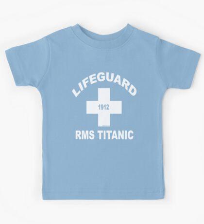 RMS Titanic Lifeguard Kids Clothes