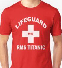 RMS Titanic Lifeguard T-Shirt