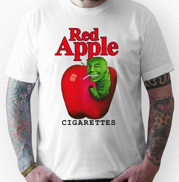 Red Apple Cigarettes Unisex T-Shirt