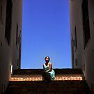 Light Blue by Peter Denness