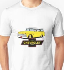 1965 Chevy Suburban T-Shirt