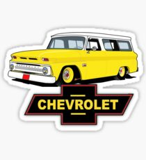 1965 Chevy Suburban Sticker