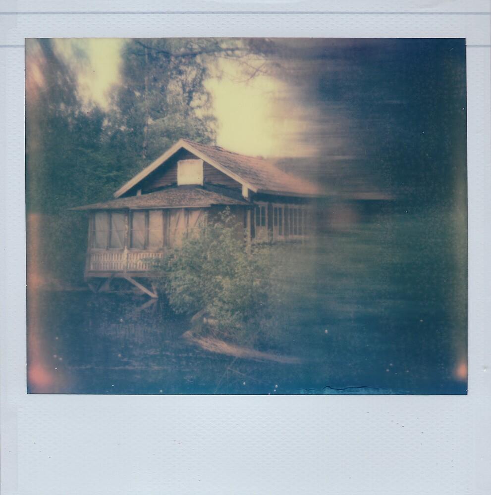 abandoned dwelling by Jill Auville