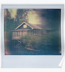abandoned dwelling Poster