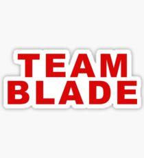 TEAM BLADE Sticker