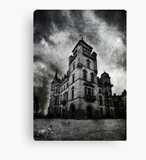 Haunted 2 Canvas Print