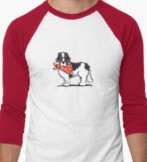 Landseer Newfie Sailboat Hanky T-Shirt