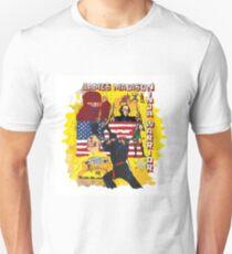 James Madison - Ninja Warrior! t-shirt Unisex T-Shirt
