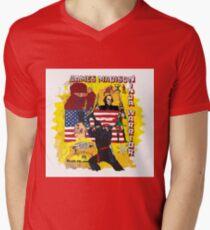 James Madison - Ninja Warrior! t-shirt Mens V-Neck T-Shirt