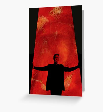Who is Number One? Greeting Card