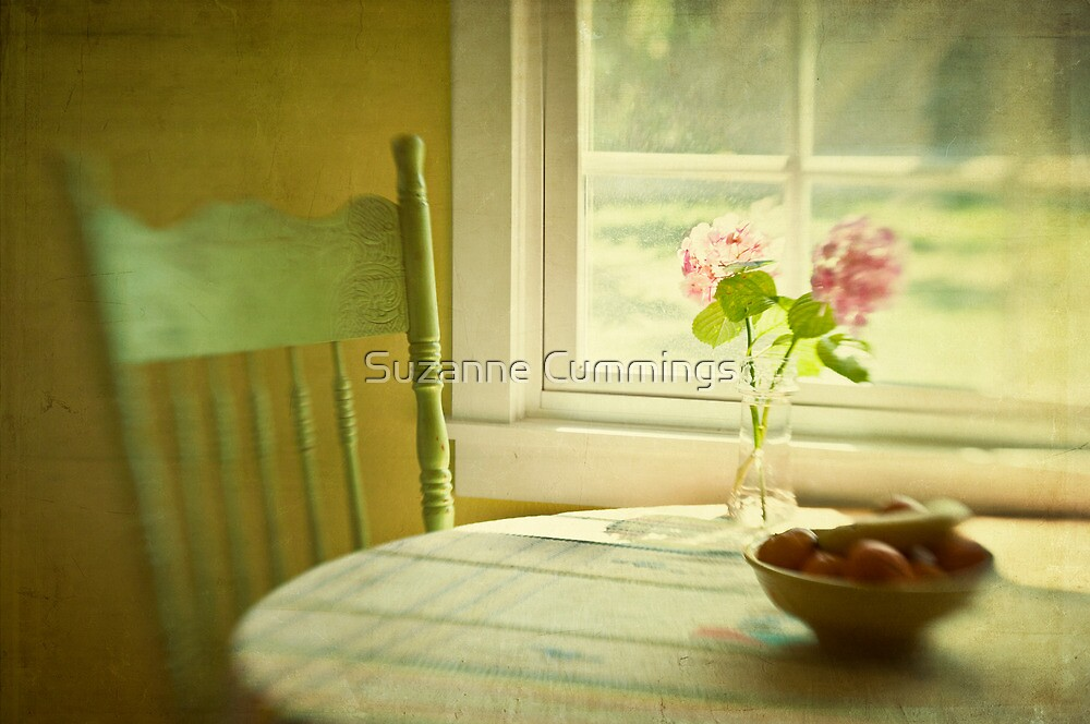 Morning Light by Suzanne Cummings