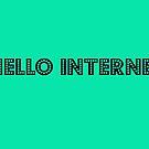 Hallo Internet von musicalphan