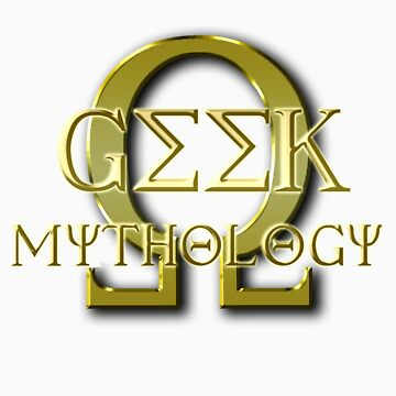 Geek Mythology by jballico