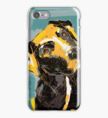 Dog Boris iPhone Case/Skin