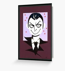 Jim Moriarty Paper Portrait Greeting Card