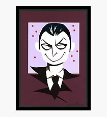Jim Moriarty Paper Portrait Photographic Print
