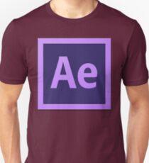 After Effect  CS6 Logo Unisex T-Shirt