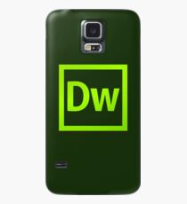 DreamWeaver CS6 Logo Case/Skin for Samsung Galaxy