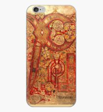 Page from the Book of Kells iPhone Case