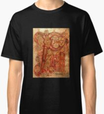 Page from the Book of Kells Classic T-Shirt
