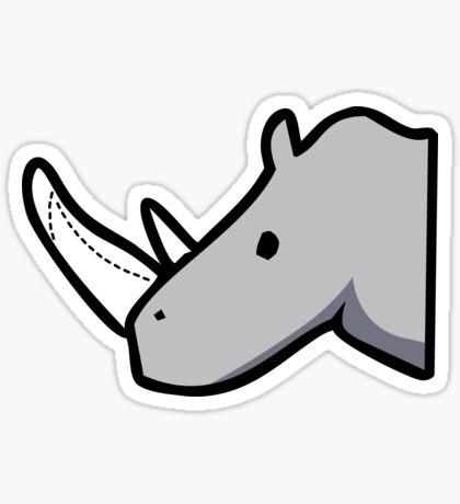 Rhinoplasty Sticker