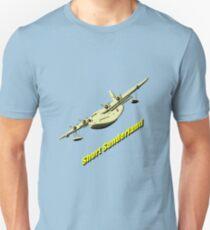 Short Sunderland Flying Boat WWII T-shirt & leggings Unisex T-Shirt