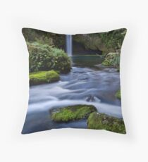 Omanawa stepping stones Throw Pillow