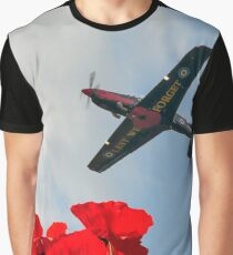 Lest We Forget Graphic T-Shirt
