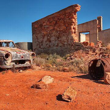 Wrecked Ruin by scatrdjason