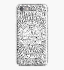 Shinsuusenju A Few Thousand Hands iPhone Case/Skin