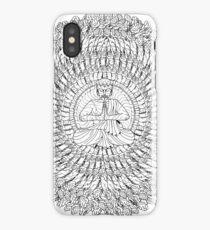 Shinsuusenju A Few Thousand Hands iPhone Case