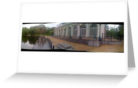 panorama of prospect park by andytechie