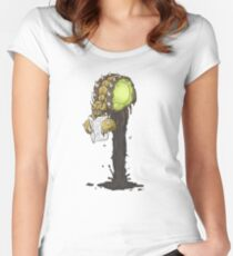 Taking a Creep Women's Fitted Scoop T-Shirt