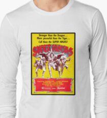 SUPER NINJAS! Long Sleeve T-Shirt