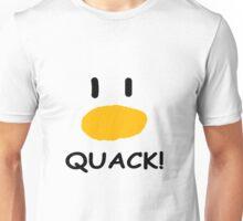 quack quack quack Unisex T-Shirt