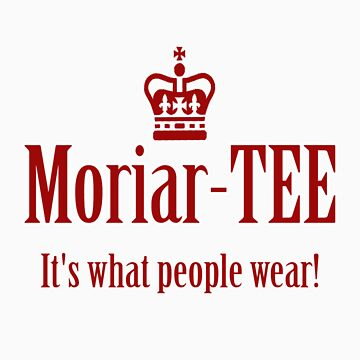 Moriarty Tee by Dixiebell