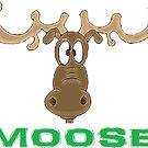 Moose by Mark Williams