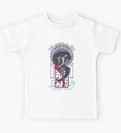Vampire Queen Kids Clothes