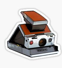 SX-70 Sticker