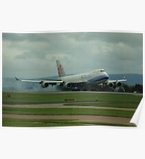 cargo touch down Poster