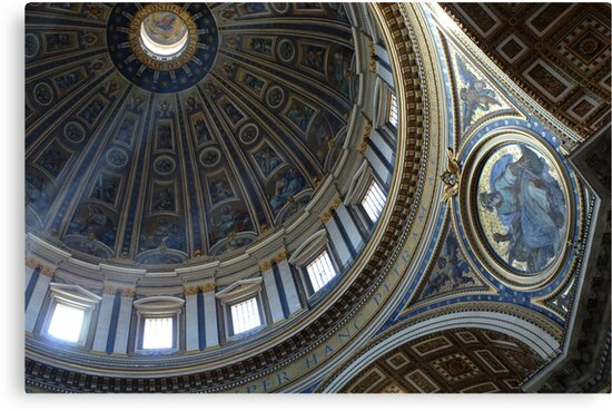 St. Peter's Duomo by Bob Christopher