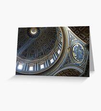 St. Peter's Duomo Greeting Card