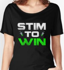 Stim to Win Women's Relaxed Fit T-Shirt