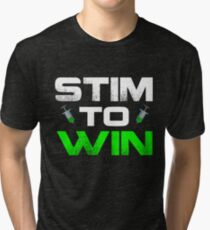 Stim to Win Tri-blend T-Shirt