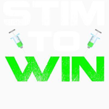 Stim to Win by stimpackapparel
