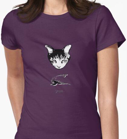 Cat Bird Yum T-shirt/Hoodie T-Shirt