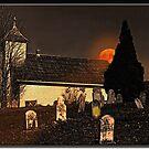 The Old Church by Richard  Gerhard